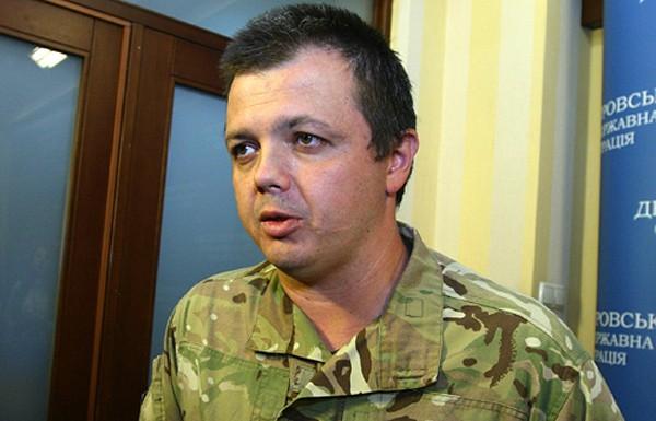 Семенченко решил изморить ополченцев на Новый Год