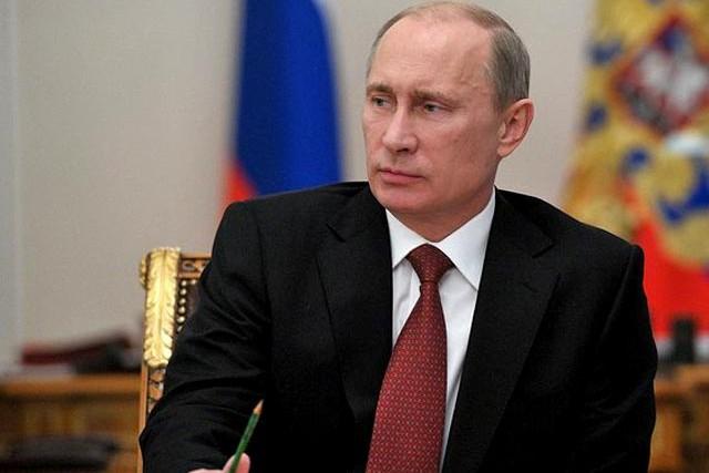 Путин: Мы хотим равноправных отношений с Западом