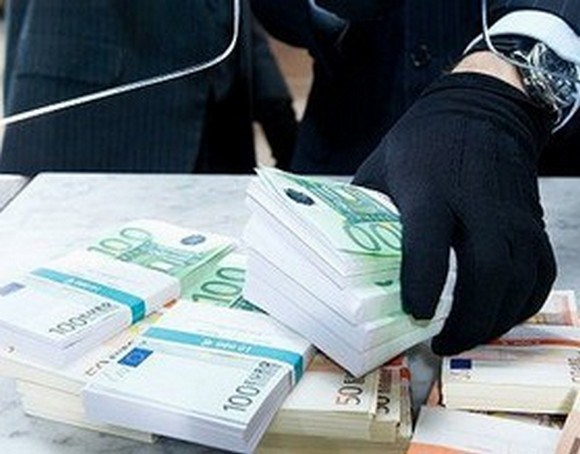 Ограблен крупный банк в Свердловской области