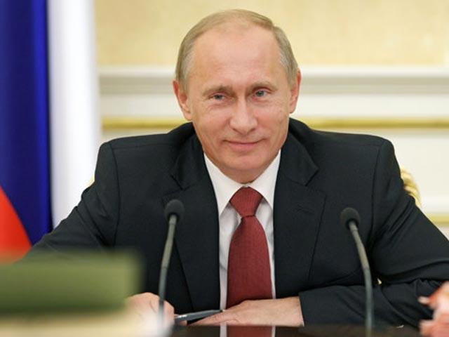 Путин стал самой упоминаемой персоной года в российских СМИ