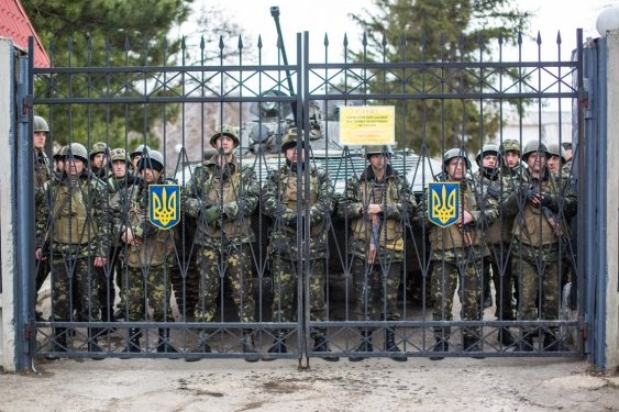 Численность украинской армии будет доведена до 250 тыс. человек