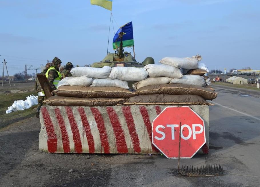 В каждом городе Сумской области будут установлены блокпосты