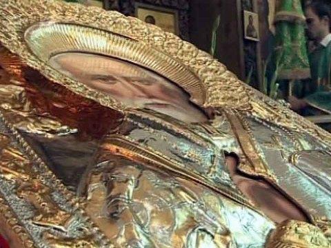 Икону Сергия Радонежского запретили проносить на борт самолета