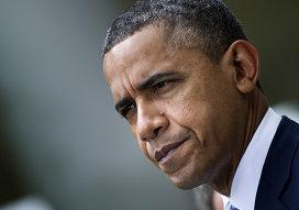 Россияне негативно относятся к политике Обамы