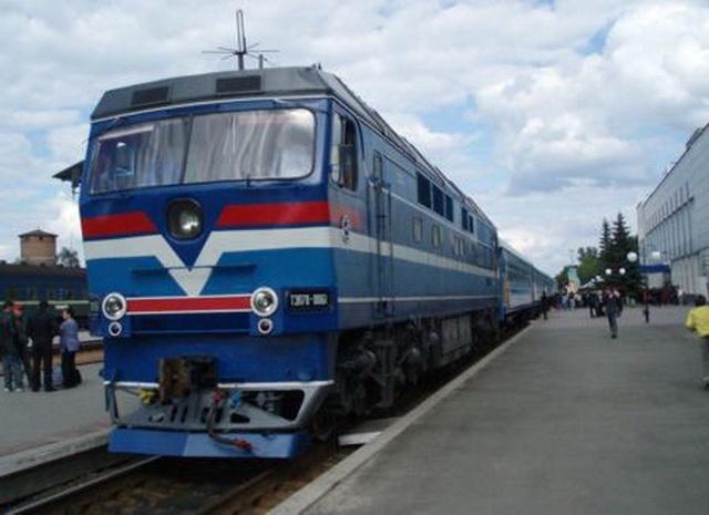 Железную дорогу в обход Украины начнут строить в 2015 году