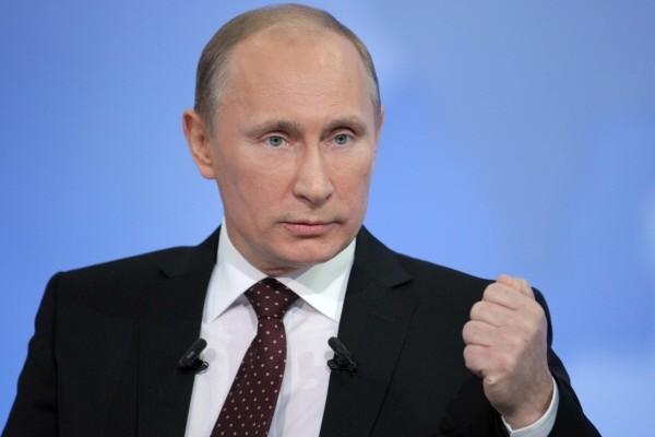 Путин ответил, сколько российских военных и техники на Украине
