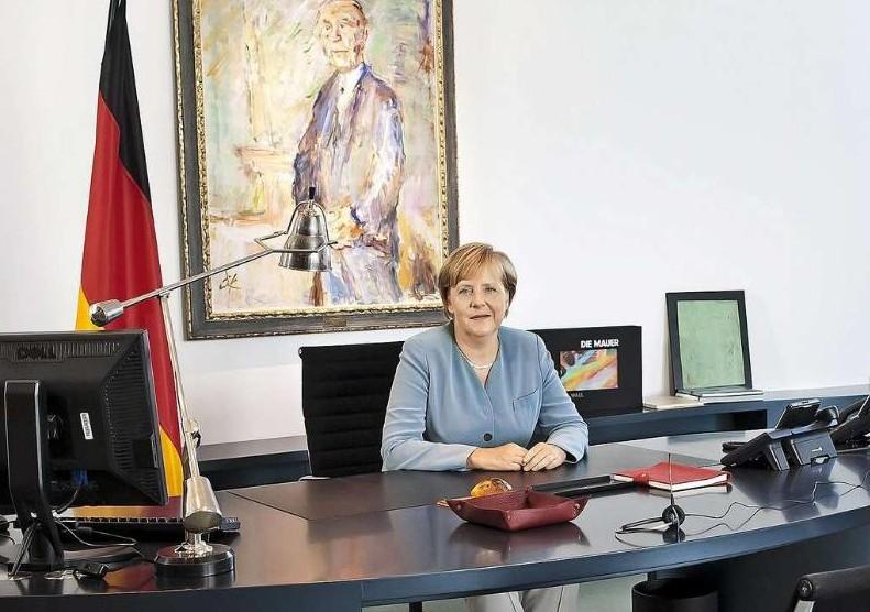 АНБ заразило компьютер помощника Меркель трояном