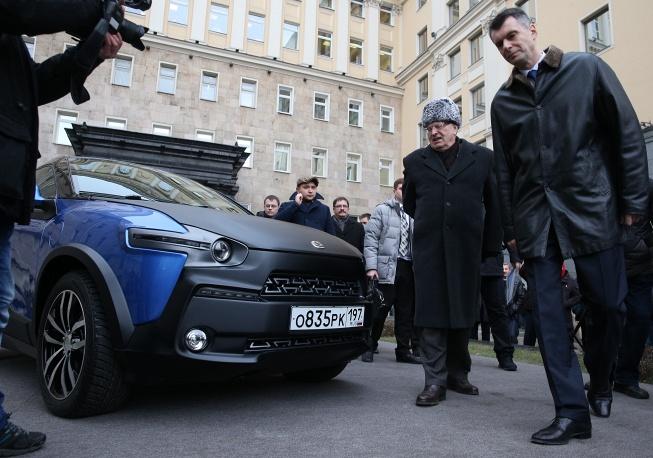 Жириновский стал владельцем