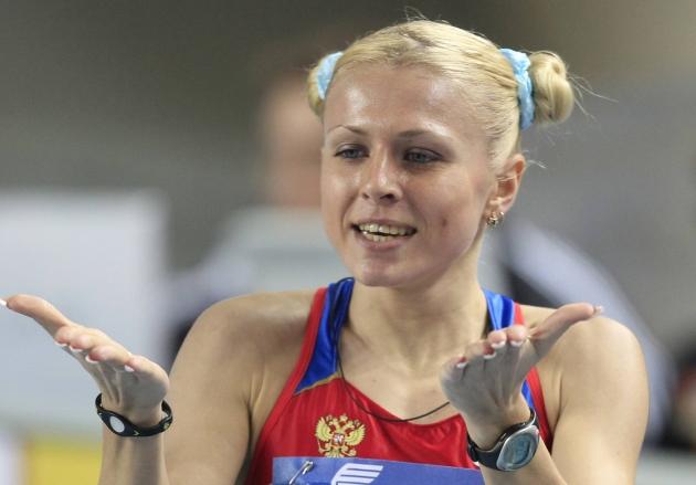Легкоатлетка Юлия Степанова готова предоставить факты применения допинга в России