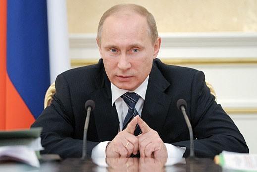Путин рассказал, что ждет регионы в 2015 году
