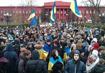 На Украине отменяют стипендии