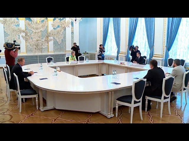 Встреча контактной группы в Минске завершилась