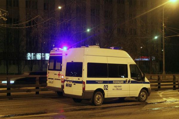 7 человек пострадали в ДТП с участием маршрутки на юге Москвы