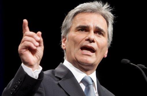 Канцлер Австрии усомнился в пользе санкций