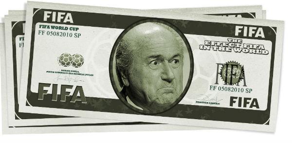 В Швейцарии проверят финансы ФИФА и МОК