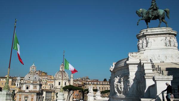 Итальянцы собирают подписи за выход из еврозоны