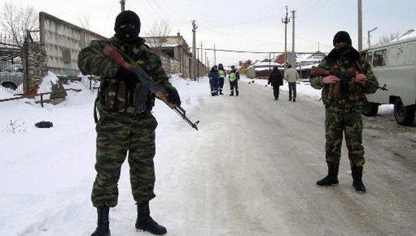 В Ингушетии ликвидировали банду боевиков