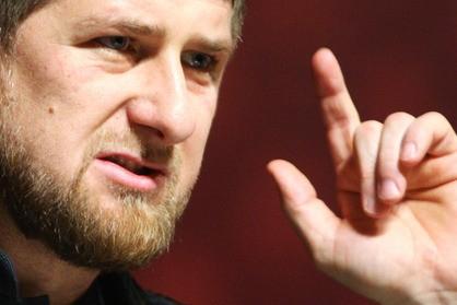Кадыров хочет пойти в ополчение Донбасса