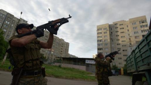 ЛНР согласовала с Украиной прекращение огня и отвод тяжелой техники