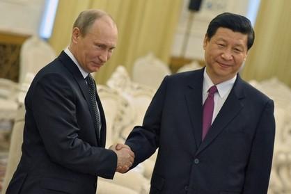 Лидер Китая поздравил Путина и россиян с Новым годом