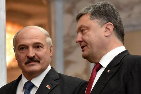 Лукашенко пообещал Порошенко выполнить за сутки его просьбу
