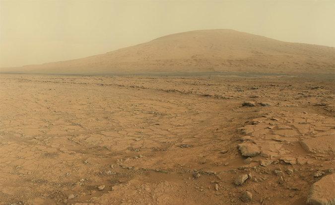Жизнь на Марсе почти нашли