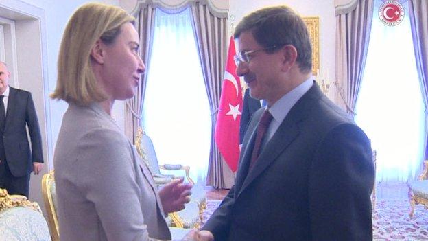 Для возврата «Южного потока» ЕС пытается рассорить Турцию с Россией