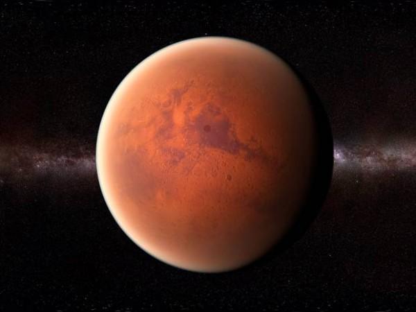 Математики нашли короткую дорогу на Марс