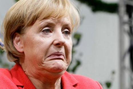 Меркель стало плохо во время интервью