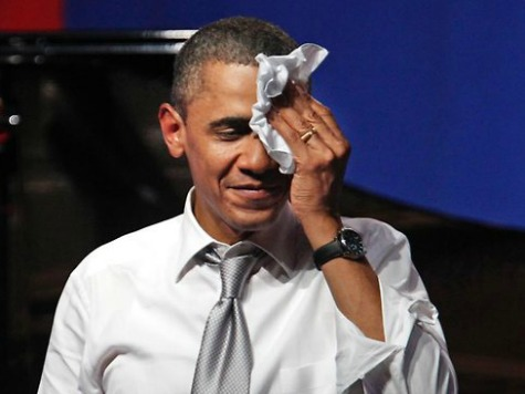 Обама опять оскандалился