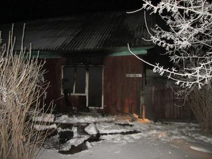 Четверо детей сгорели в пожаре в Тюменской области