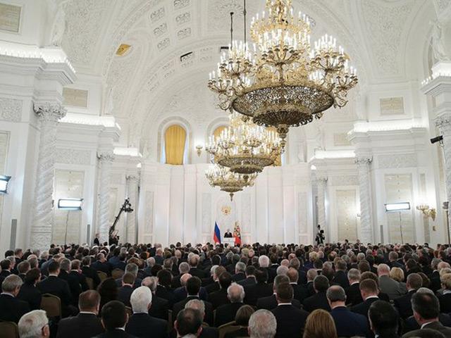 Путин: Все зависит от нас!