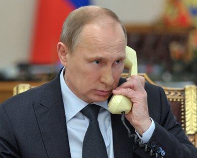 Путин, Меркель, Олланд и Порошенко обсудили ситуацию на Донбассе