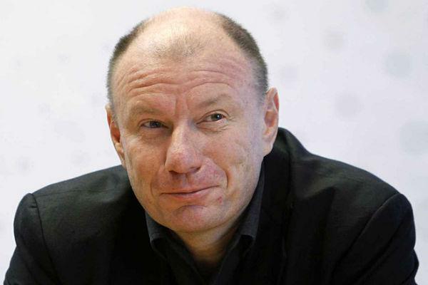 Миллиардер Владимир Потанин подтвердил, что женился во второй раз