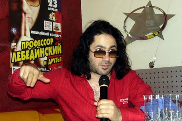 Профессор Лебединский разочаровался в Путине и уехал в США