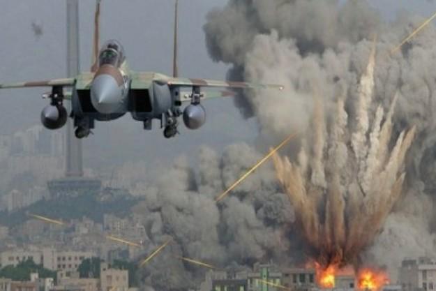 Израиль нанес авиаудары по аэропорту Дамаска