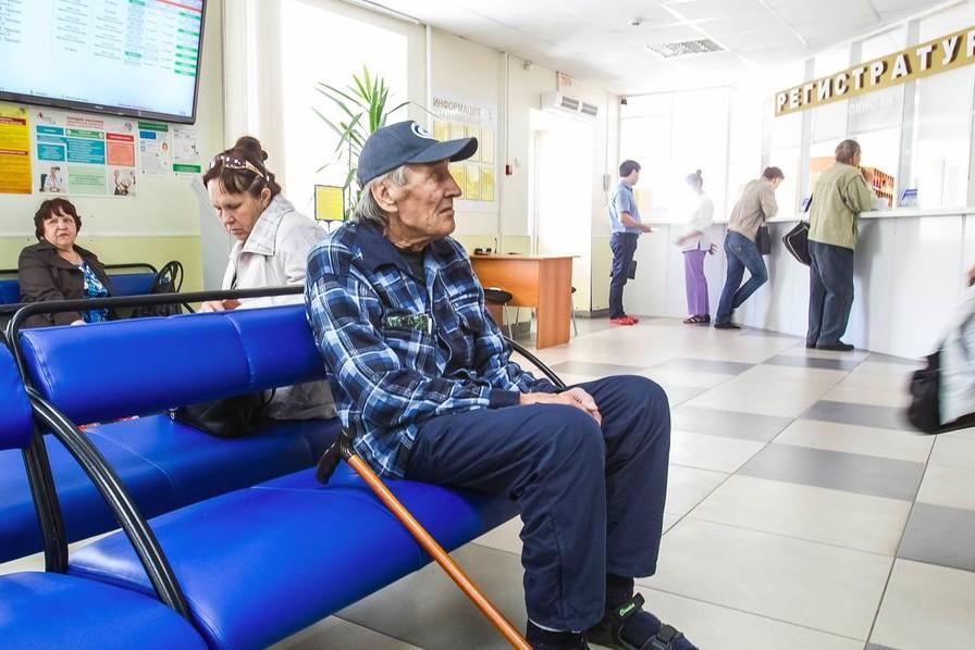 В Москве задержан избивший старика в очереди в поликлинике