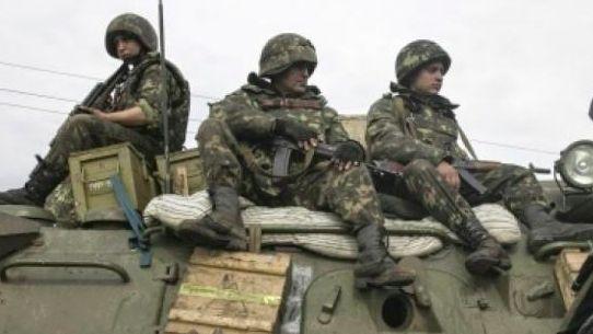 Солдаты Нацгвардии убили пришедших на переговоры ополченцев