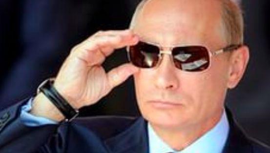 France Press признало Путина самым влиятельным человеком