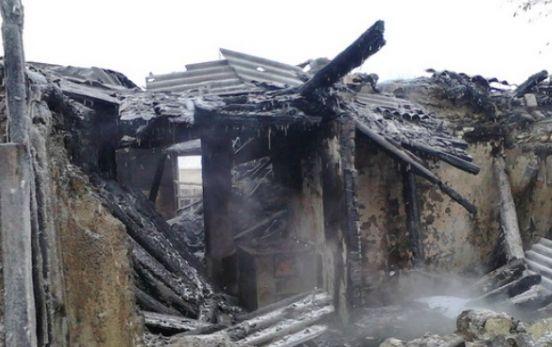 7 человек погибли в пожаре в Алтайском крае