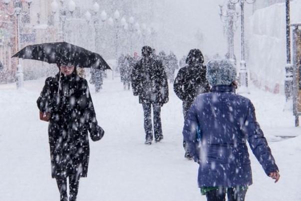 В Москву возвращаются морозы и снег