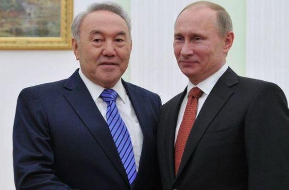 Нурсултан Назарбаев прибыл в Москву