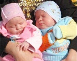 У россиянки забрали новорожденных двойняшек в Дании