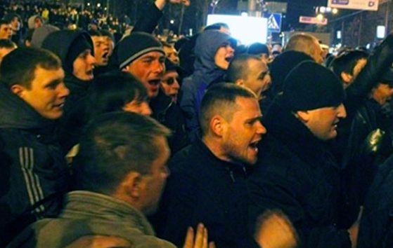 На Украине в ходе массовой драки застрелили иностранца