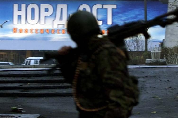 В Москве арестован один из организаторов теракта на Дубровке