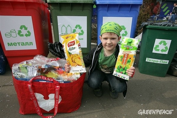 В Петрозаводске организуют раздельный сбор мусора