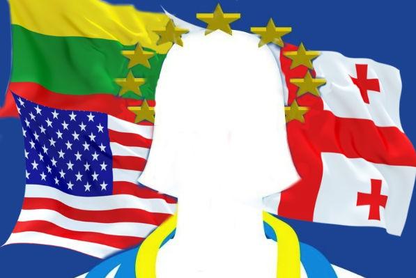 В правительство Украины войдут пять иностранцев