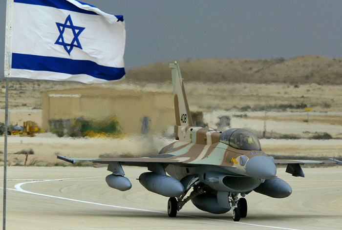 Израиль нанес авиаудары по базам ХАМАС на юге сектора Газа