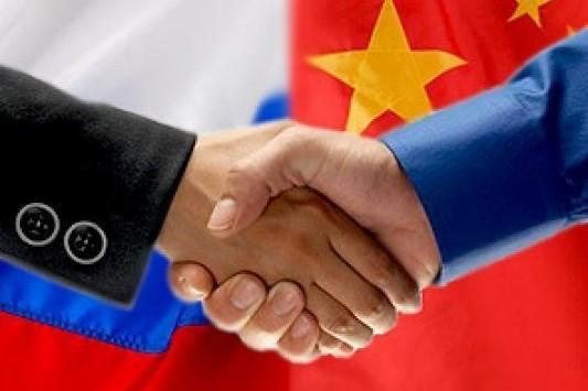Владимир Путин рассказал об общих планах России и Китая