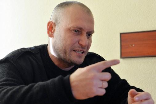 Ярош раскритиковал идею о работе иностранцев в правительстве Украины